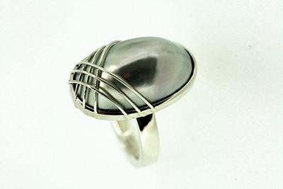 """Ring """"Nautilus"""""""